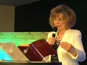Pastor Karen Kolterman